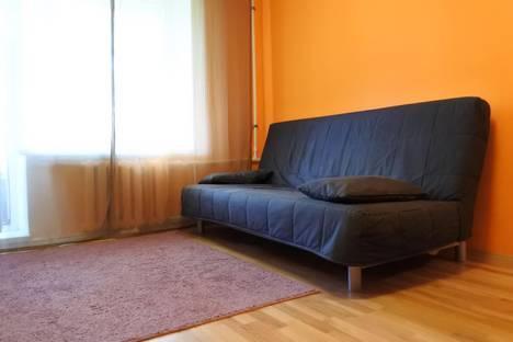 Сдается 1-комнатная квартира посуточнов Санкт-Петербурге, улица Путешественника Козлова, 6.