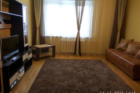 Сдается 2-комнатная квартира посуточно в Липецке, Проспект победы 3.