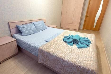 Сдается 3-комнатная квартира посуточнов Туле, улица Вересаева, 4.