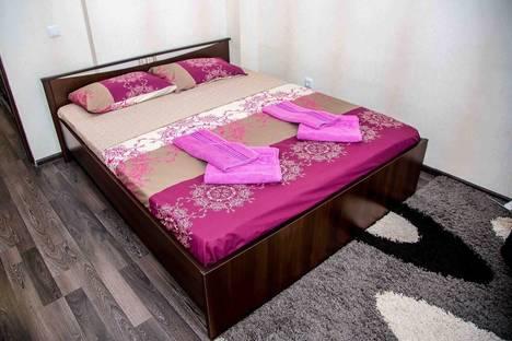Сдается 1-комнатная квартира посуточно в Алматы, улица Каблукова, 270.