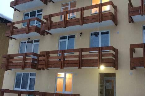 Сдается 1-комнатная квартира посуточно в Красной Поляне, Вознесенская 24.