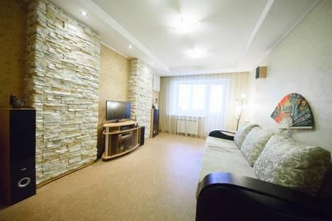 Сдается 4-комнатная квартира посуточно, улица Радищева 1.