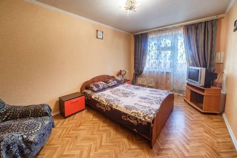 Сдается 1-комнатная квартира посуточнов Казани, Чистопольская 41.