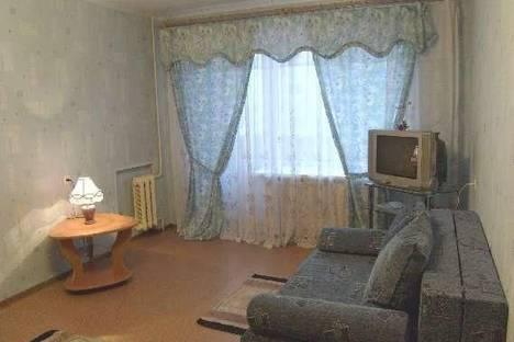 Сдается 1-комнатная квартира посуточнов Уфе, ул. Цюрупы д.84.