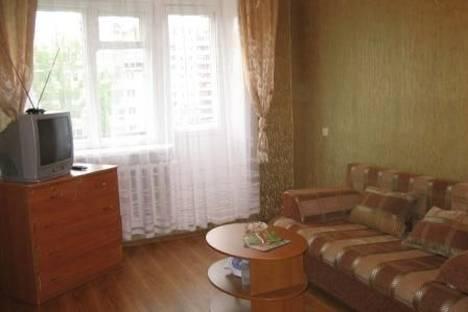 Сдается 1-комнатная квартира посуточно в Иркутске, К. Либкнехта, 184.