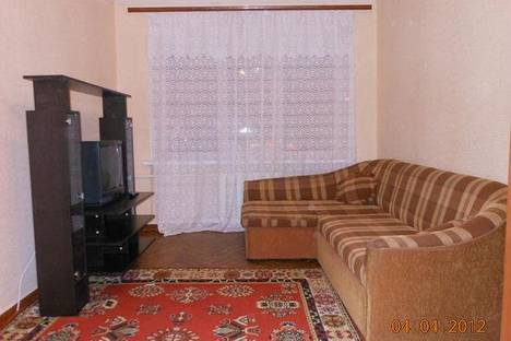 Сдается 1-комнатная квартира посуточно в Воронеже, Кольцовская,44.