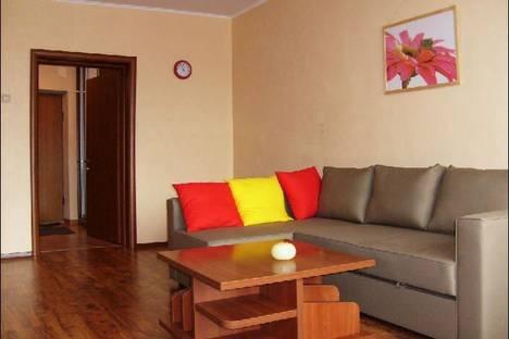 Сдается 1-комнатная квартира посуточнов Уфе, ул.Степана Кувыкина 35.