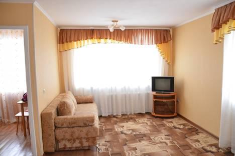 Сдается 1-комнатная квартира посуточнов Тюмени, ул. Геологоразведчиков 5.