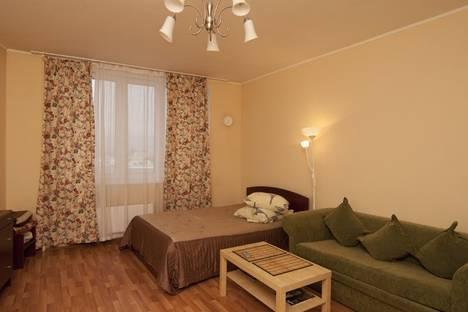 Сдается 1-комнатная квартира посуточнов Екатеринбурге, Малышева,4Б.