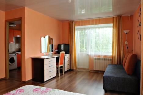 Сдается 1-комнатная квартира посуточнов Калининграде, Ленинский проспект, д.6.