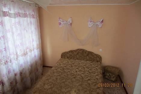 Сдается 1-комнатная квартира посуточнов Тюмени, Севастопольская 15.