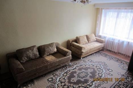 Сдается 2-комнатная квартира посуточнов Тюмени, Харьковская 56.