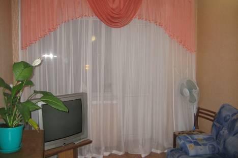 Сдается 1-комнатная квартира посуточнов Тюмени, Республики,163.