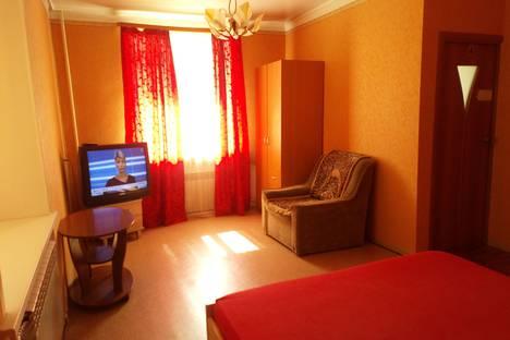 Сдается 1-комнатная квартира посуточно в Новосибирске, ул. Блюхера, 4 лично.