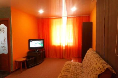 Сдается 2-комнатная квартира посуточно в Новосибирске, ул. Блюхера, 26.