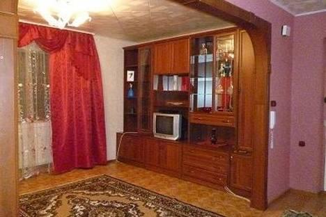 Сдается 1-комнатная квартира посуточно в Кургане, проспект Голикова 11.