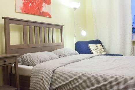 Сдается 1-комнатная квартира посуточно в Челябинске, проспект Ленина 44.