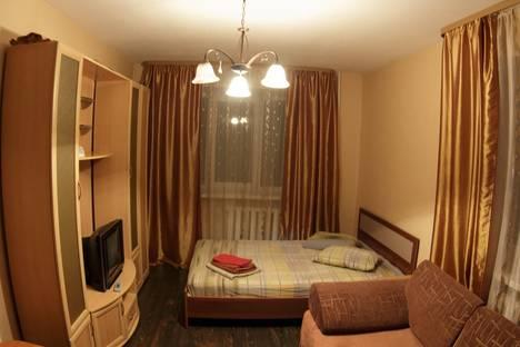 Сдается 1-комнатная квартира посуточно в Сыктывкаре, Коммунистическая , 31.