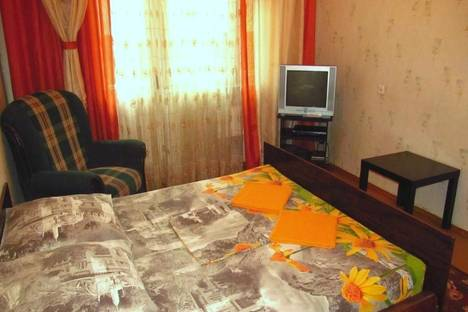 Сдается 1-комнатная квартира посуточнов Екатеринбурге, Академика Шварца 12/1.
