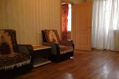 Сдается 2-комнатная квартира посуточно в Новосибирске, проспект Карла Маркса, 29.