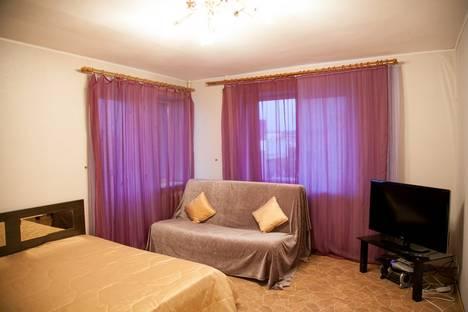 Сдается 1-комнатная квартира посуточно в Самаре, ул.Самарская, 131.
