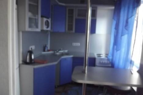 Сдается 2-комнатная квартира посуточно в Нижневартовске, Чапаева 67.