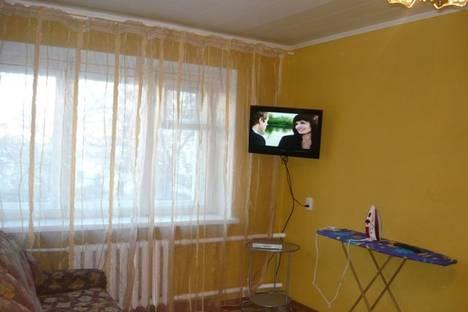 Сдается 1-комнатная квартира посуточнов Вологде, улица Мальцева, 1.