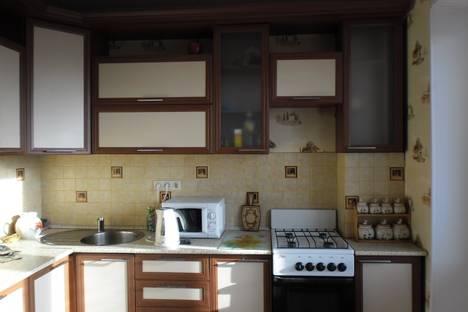 Сдается 1-комнатная квартира посуточнов Казани, 33 Военный городок, д. 12.