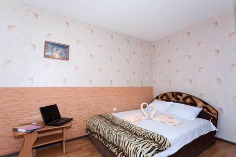 Сдается 1-комнатная квартира посуточнов Красноярске, ул. Молокова, 12.