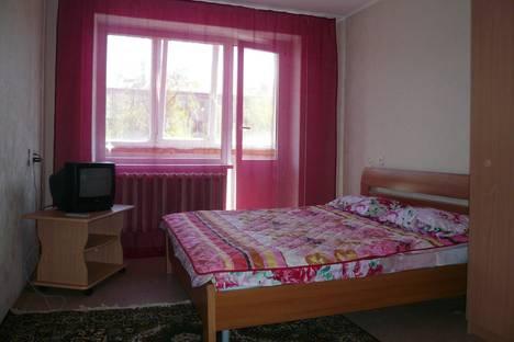 Сдается 1-комнатная квартира посуточнов Тюмени, Холодильная улица, 56.