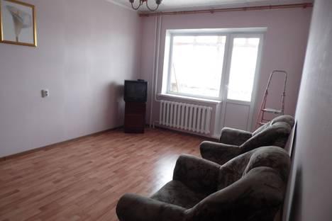 Сдается 1-комнатная квартира посуточнов Омске, 3 Любинская улица 24/2.