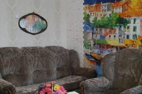 Сдается 2-комнатная квартира посуточнов Уфе, проспект Октября. 37.