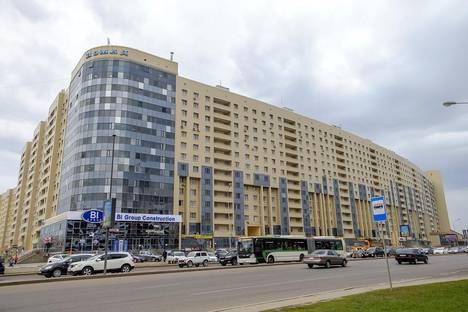 Сдается 3-комнатная квартира посуточно в Нур-Султане (Астане), улица Сыганак 10.