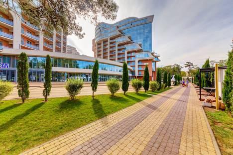 Сдается 3-комнатная квартира посуточно в Геленджике, Крымская улица д.3, корп.3.