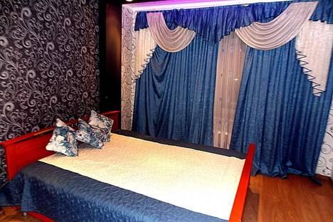 Сдается 2-комнатная квартира посуточнов Тюмени, улица Западносибирская, 4.