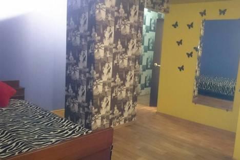 Сдается 2-комнатная квартира посуточно, улица Клименко, 39.