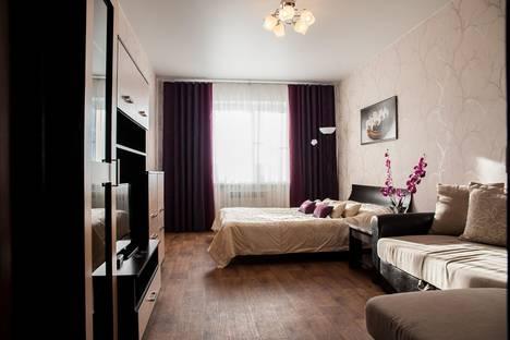 Сдается 1-комнатная квартира посуточнов Пензе, Тернопольская улица, 18.