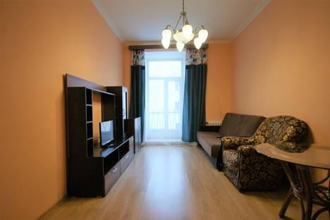 Сдается 2-комнатная квартира посуточнов Санкт-Петербурге, Пушкинская улица, 17.