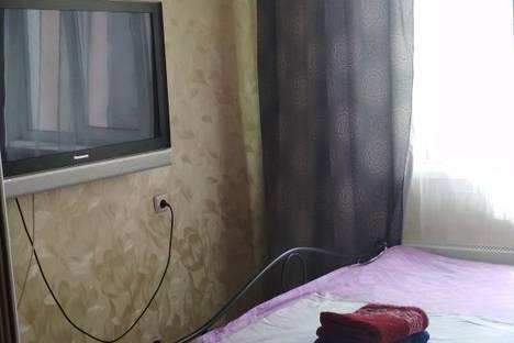 Сдается 2-комнатная квартира посуточно в Якутске, Якутия,ул. Пушкина, 23.