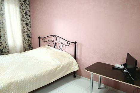 Сдается 1-комнатная квартира посуточно в Якутске, улица Пояркова, 19.