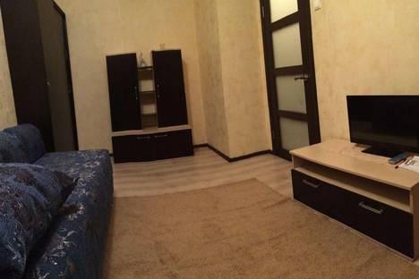 Сдается 1-комнатная квартира посуточно, мкн.Богородский д.19.