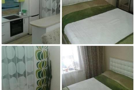 Сдается 2-комнатная квартира посуточнов Ижевске, улица Татьяны Барамзиной 5.