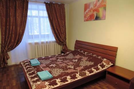 Сдается 1-комнатная квартира посуточно, проспект Мира, 94.