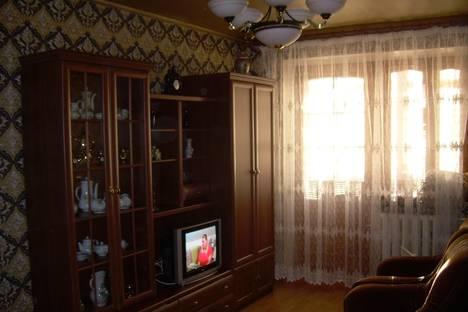 Сдается 1-комнатная квартира посуточнов Новомосковске, Днепропетровская область,ул.Бородинская 26.
