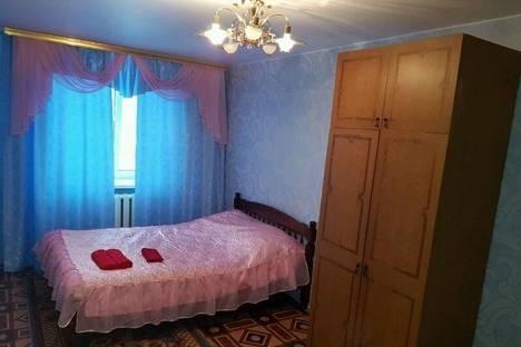Сдается 2-комнатная квартира посуточнов Гусе-Хрустальном, ул. Карла Либкнехта, 3А.