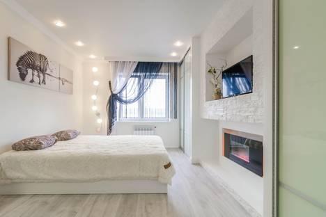 Сдается 1-комнатная квартира посуточнов Пензе, Тернопольская улица 18.