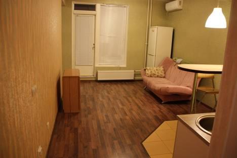 Сдается 1-комнатная квартира посуточнов Казани, ул. Сибгата Хакима, 60.