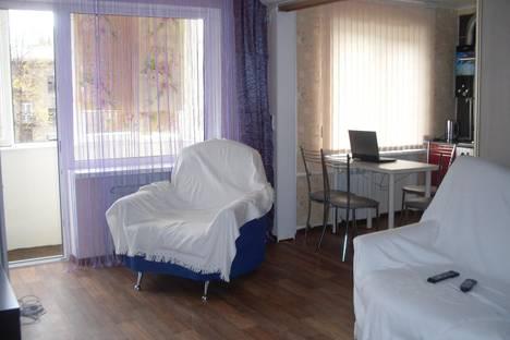 Сдается 2-комнатная квартира посуточнов Уфе, Комсомольская улица 131 а.