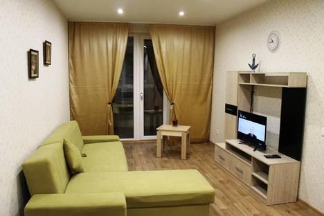 Сдается 2-комнатная квартира посуточно, улица Немировича-Данченко 148/2.