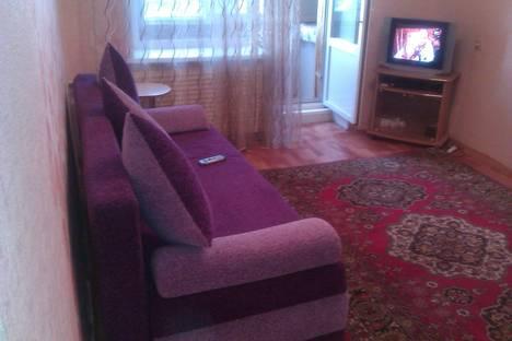 Сдается 1-комнатная квартира посуточнов Уфе, ул. Проспект Октября, 68/1.